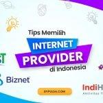 Daftar provider internet di indonesia